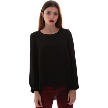 Abbigliamento Donna Camicie Gaudi 921BD45023 Nero