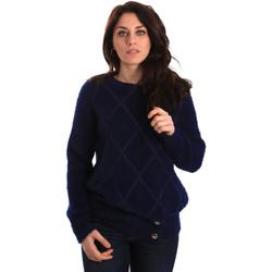Abbigliamento Donna Maglioni Gaudi 921BD53015 Blu