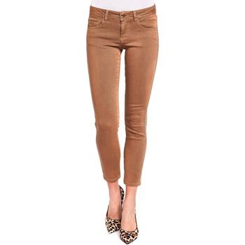 Abbigliamento Donna Pantaloni 5 tasche Gaudi 921BD25015 Marrone