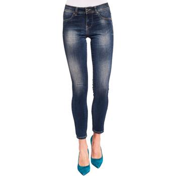 Abbigliamento Donna Jeans slim Gaudi 921BD26008 Blu