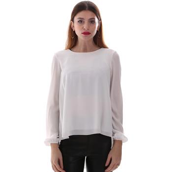 Abbigliamento Donna Camicie Gaudi 921BD45023 Bianco