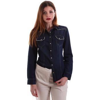 Abbigliamento Donna Camicie Gaudi 921BD46001 Blu