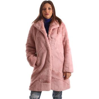 Abbigliamento Donna Cappotti Invicta 4444005/D Rosa