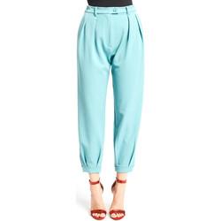 Abbigliamento Donna Chino Denny Rose 921DD20008 Blu