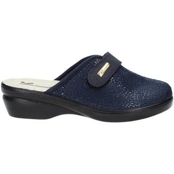 Scarpe Donna Pantofole Susimoda 6836 Blu