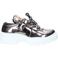 Scarpe Donna Sneakers basse Love To Love YYK190 Argento