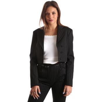 Abbigliamento Donna Giacche / Blazer Fracomina FR19FP066 Nero