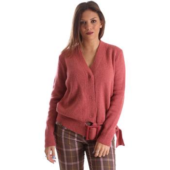 Abbigliamento Donna Gilet / Cardigan Fracomina FR19FMLILITH Rosa