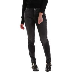 Abbigliamento Donna Jeans Fracomina FR19FMJ123 Nero