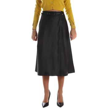 Abbigliamento Donna Gonne Fracomina FR19FM501 Nero
