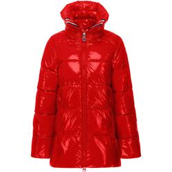 Abbigliamento Donna Piumini Invicta 4432354/D Rosso