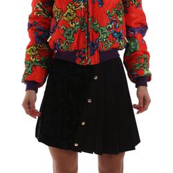 Abbigliamento Donna Gonne Versace A9HUB30505487899 Nero