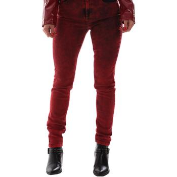 Abbigliamento Donna Jeans Versace A1HUB0Y0APW48537 Rosso