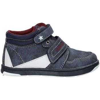 Scarpe Unisex bambino Sneakers alte Chicco 01062489000000 Blu