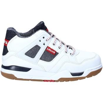 Scarpe Unisex bambino Sneakers basse Levi's VGOL0001S Bianco