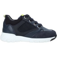 Scarpe Unisex bambino Sneakers basse Nero Giardini A923730M Blu
