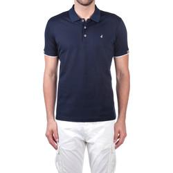 Abbigliamento Uomo Polo maniche corte Navigare NV72058 Blu
