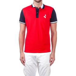 Abbigliamento Uomo Polo maniche corte Navigare NV82115 Rosso