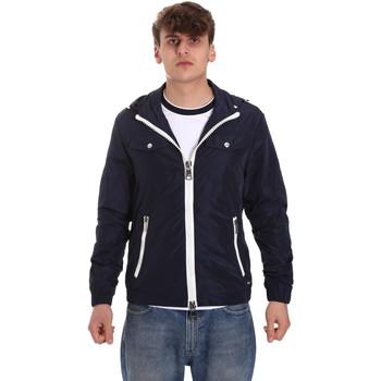 Abbigliamento Uomo Giacche Gaudi 011BU35007 Blu