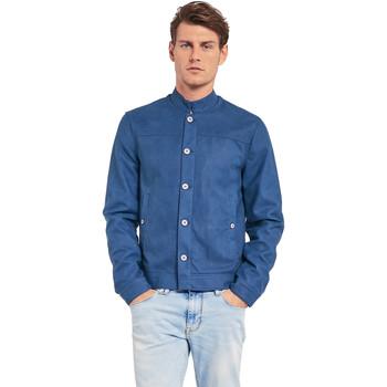 Abbigliamento Uomo Giacche Gaudi 011BU38005 Blu