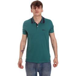 Abbigliamento Uomo Polo maniche corte Gaudi 011BU64044 Verde
