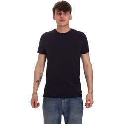 Abbigliamento Uomo T-shirt maniche corte Gaudi 011BU64093 Blu