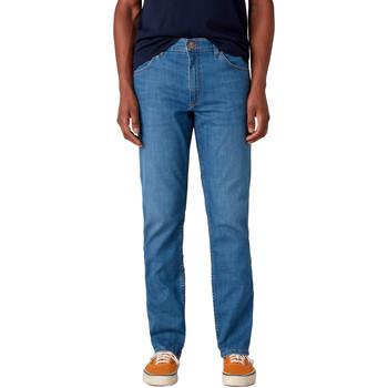 Abbigliamento Uomo Jeans dritti Wrangler W15QQ1158 Blu