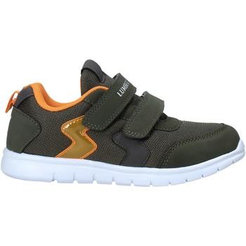 Scarpe Unisex bambino Sneakers basse Lumberjack SB55112 002 M67 Verde