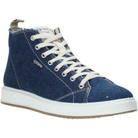 Scarpe Uomo Sneakers alte IgI&CO 5137811 Blu