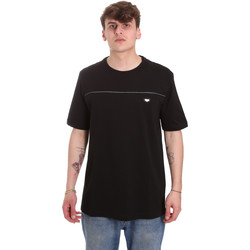 Abbigliamento Uomo T-shirt maniche corte Antony Morato MMKS01696 FA100144 Nero