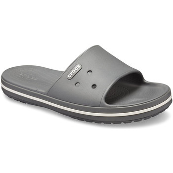Scarpe Uomo ciabatte Crocs 205733 Grigio