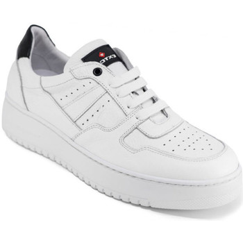 Scarpe Uomo Sneakers basse Exton 427 Bianco