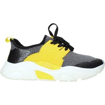 Scarpe Uomo Sneakers basse Rocco Barocco N17.2 Nero