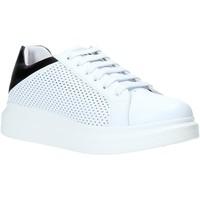 Scarpe Uomo Sneakers basse Rocco Barocco N5.3 Bianco