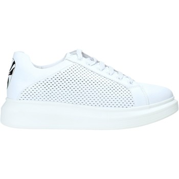 Scarpe Uomo Sneakers basse Rocco Barocco N5 Bianco