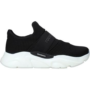 Scarpe Uomo Sneakers Rocco Barocco N18 Nero