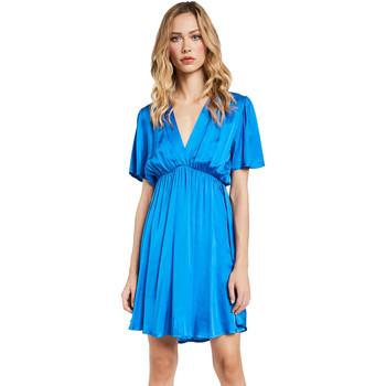 Abbigliamento Donna Abiti corti Gaudi 011FD15061 Blu