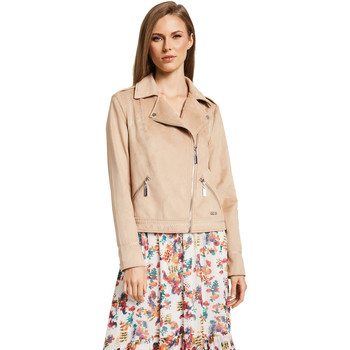 Abbigliamento Donna Giacche / Blazer Gaudi 011BD38008 Beige