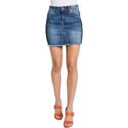 Abbigliamento Donna Gonne Gaudi 011BD76001 Blu