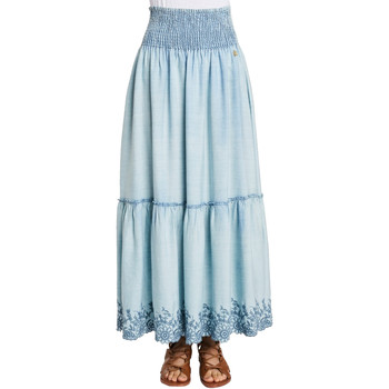 Abbigliamento Donna Gonne Gaudi 011BD76002 Blu