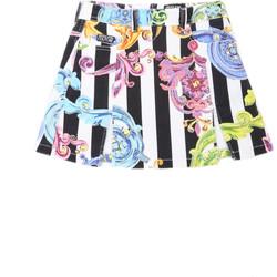 Abbigliamento Donna Gonne Versace A9HVB308SN103003 Bianco