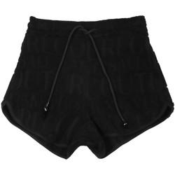 Abbigliamento Donna Shorts / Bermuda Versace A3HVB18513967899 Nero