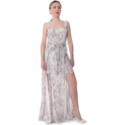 Abbigliamento Donna Tuta jumpsuit / Salopette Fracomina FR20SP506 Beige