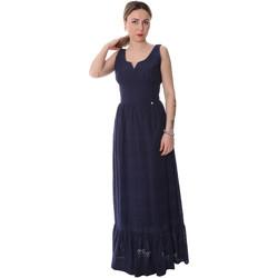 Abbigliamento Donna Abiti lunghi Fracomina FR20SP588 Blu