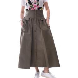 Abbigliamento Donna Gonne Fracomina FR20SP133 Verde