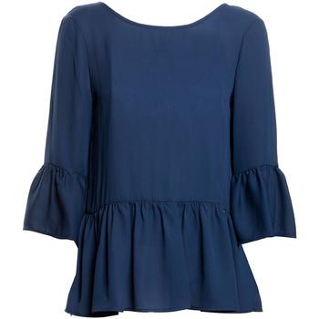 Abbigliamento Donna Top / Blusa Fracomina FR20SP040 Blu