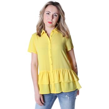 Abbigliamento Donna Camicie Fracomina FR20SP039 Giallo