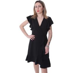 Abbigliamento Donna Abiti corti Fracomina FR20SP051 Nero