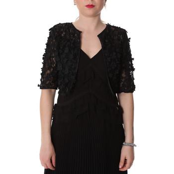 Abbigliamento Donna Gilet / Cardigan Fracomina FR20SP636 Nero
