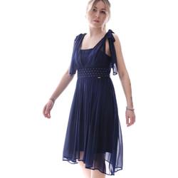 Abbigliamento Donna Abiti corti Fracomina FR20SP599 Blu
